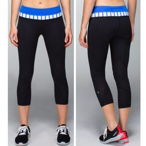 LULULEMON Inspire Crop II pants Full On Luxtreme
